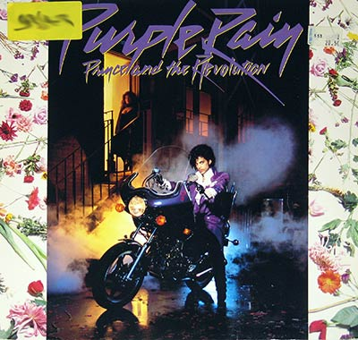 Thumbnail Of  PRINCE & THE REVOLUTION - Purple Rain album front cover