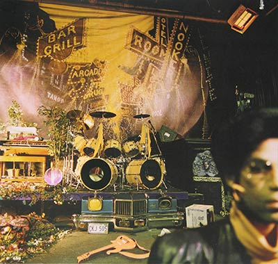Thumbnail Of  PRINCE - Sign of the Times album front cover