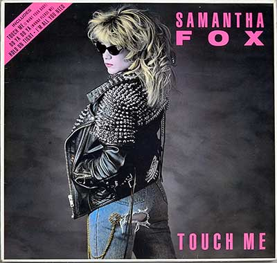 Thumbnail of SAMANTHA FOX - Touch Me album front cover