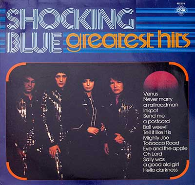 Thumbnail of SHOCKING BLUE - Greatest Hits album front cover