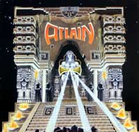 ATLAIN was a German Heavy Metal band (the band's firstname was Destroyer) this band started in 1983 and was dismantled in 1985