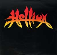HELLION - Self-Titled MLP