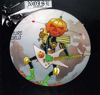 Thumbnail of HELLOWEEN - Future World Picture Disc album front cover