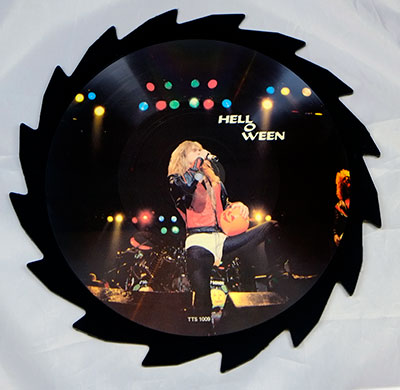 Thumbnail of HELLOWEEN - Limited Edition Interview Picture Disc album front cover