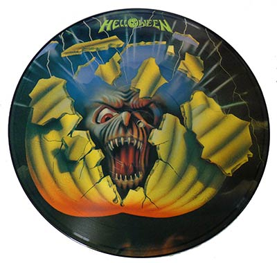 Thumbnail of HELLOWEEN - S/T Self-Titled Picture Disc album front cover
