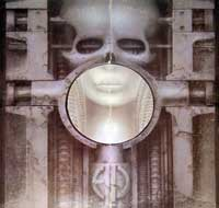 Thumbnail Of  Brain Salad Surgery ( 1973 ), Emerson Lake And Palmer's album front cover