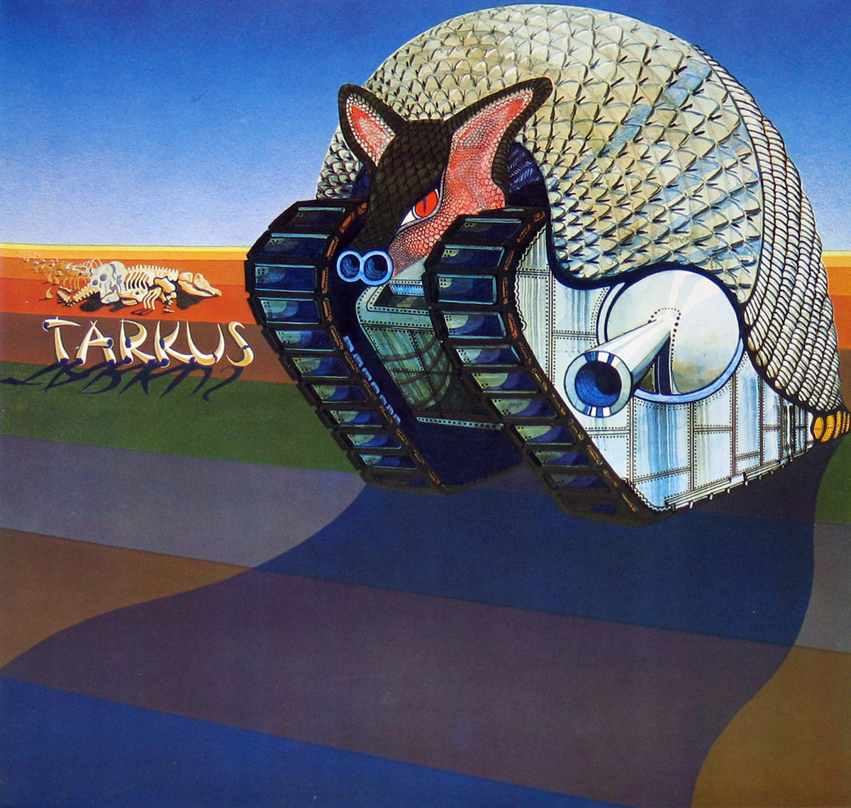 High Resolution Photo elp emerson lake palmer tarkus germany