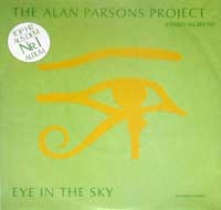 "ALAN PARSONS PROJECT Eye In The Sky / Mammagamma 7"" Single"
