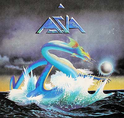 Thumbnail Of  ASIA - Asia ( self-titled ) album front cover