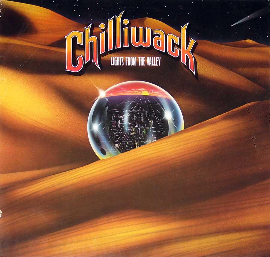 "CHILLIWACK - Lights from the Valley, Mushroom Records 12"" VINYL LP ALBUM front cover https://vinyl-records.nl"