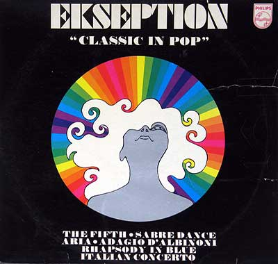 Thumbnail of EKSEPTION - Classic In Pop album front cover