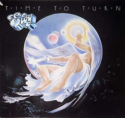"Thumbnail Of  ELOY - Time To Turn 12"" Vinyl LP album front cover"