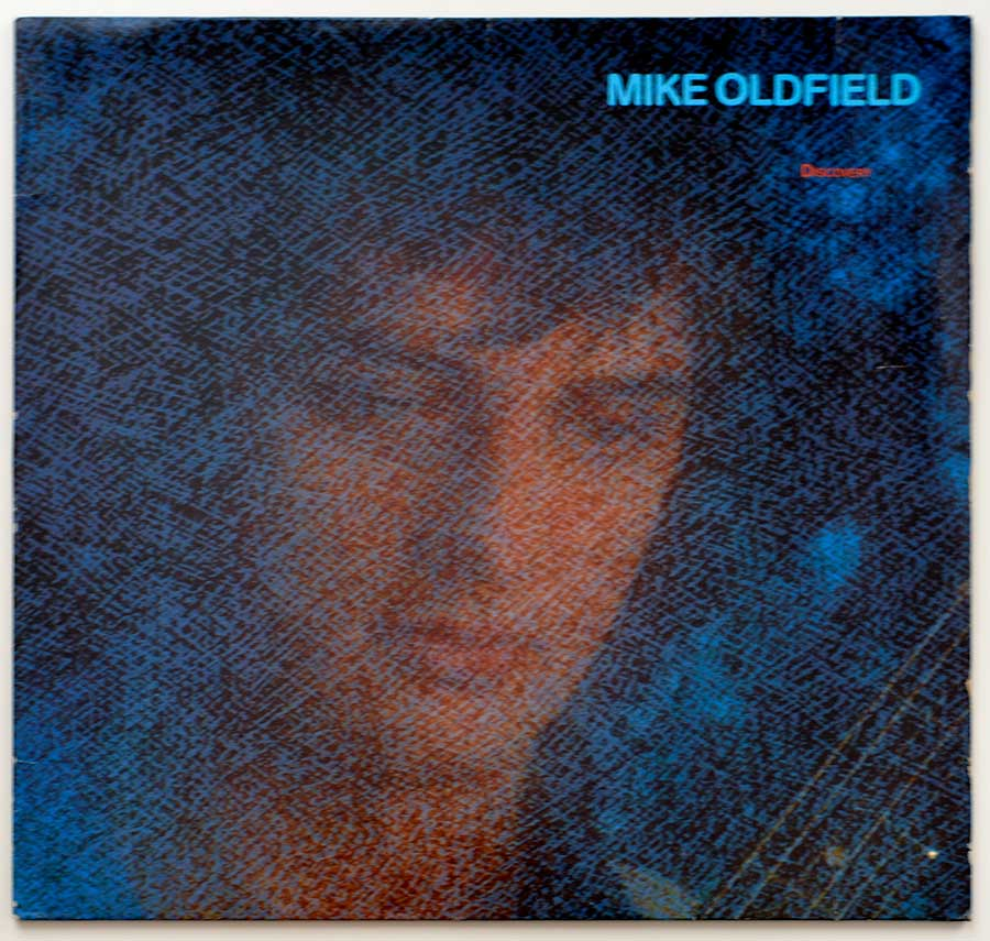 Album Front Cover Photo of MIKE OLDFIELD - Discovery (OIS)