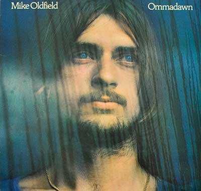 "MIKE OLDFIELD Ommadawn 12"" LP"