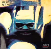 PETER GABRIEL - Self-Titled Charisma records