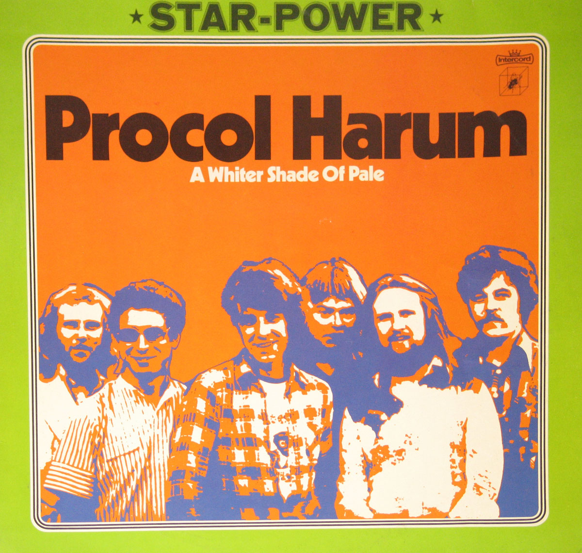 High Resolution Photo # Procol Harum Album Front Cover Vinyl Record