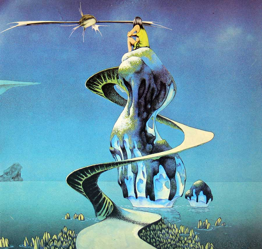 Photo of inner sleeve YES - Yessongs