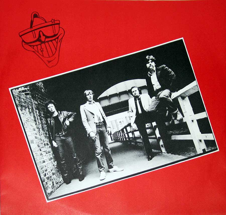 Photo One Of The Original Custom Inner Sleeve DR FEELGOOD - As It Happens Live
