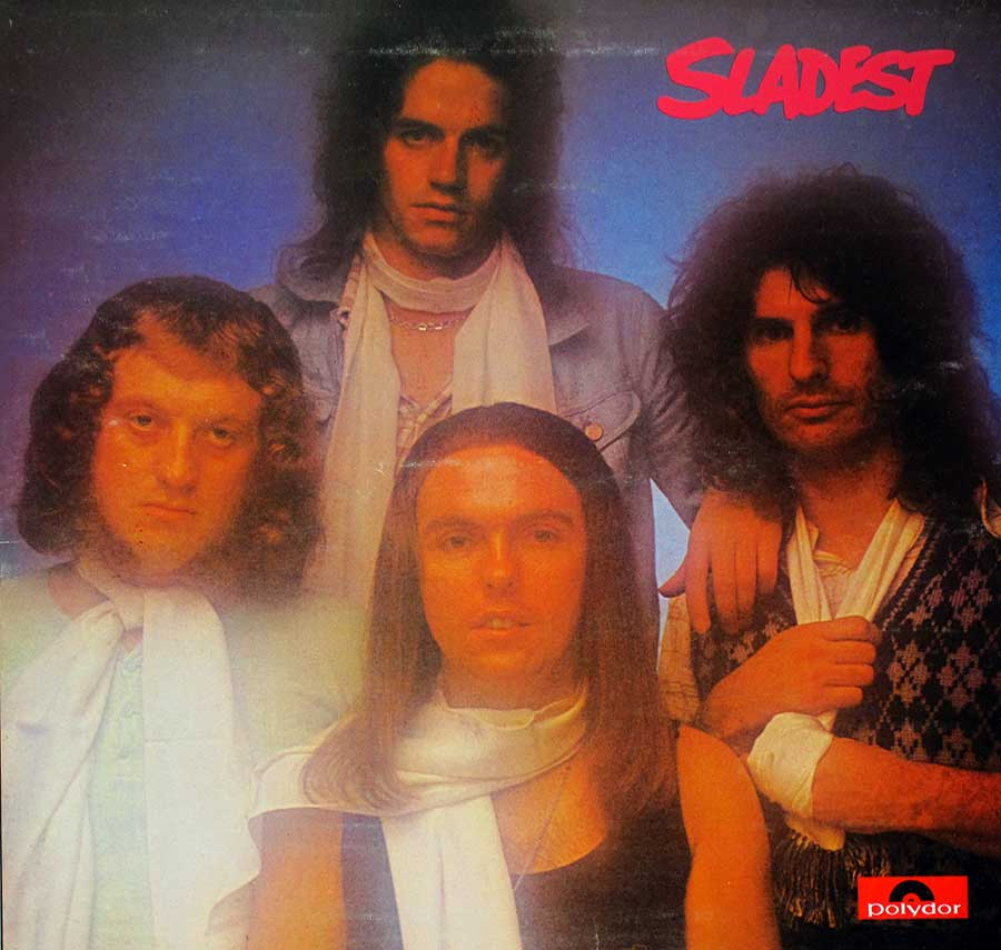 Front Cover Photo Of SLADE - Sladest