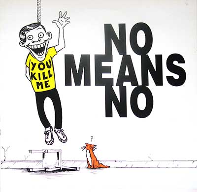 Thumbnail Of  NOMEANSNO - You Kill Me album front cover