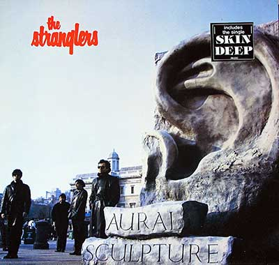 Thumbnail Of  THE STRANGLERS - Aural Sculpture album front cover