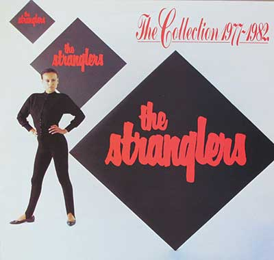 Thumbnail Of  THE STRANGLERS - Collection 1977/1982 album front cover