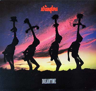 Thumbnail Of  THE STRANGLERS - Dreamtime album front cover