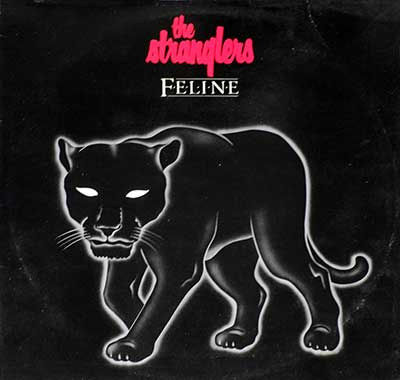 Thumbnail Of  THE STRANGLERS - Feline album front cover