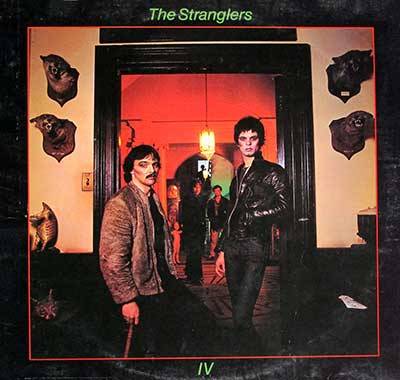 Thumbnail Of  THE STRANGLERS - IV Rattus Norvegicus album front cover