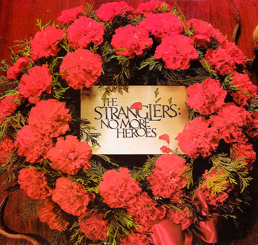 Front Cover Photo Of STRANGLERS - No More Heroes