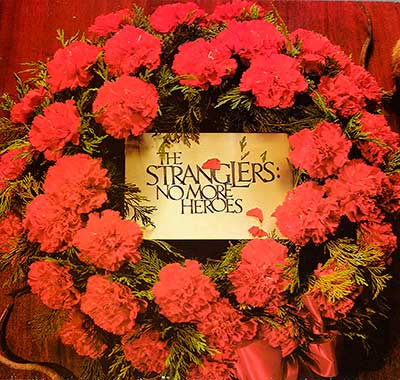 Thumbnail Of  THE STRANGLERS - No More Heroes album front cover