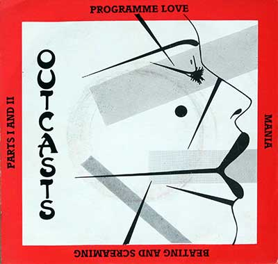 Thumbnail of THE OUTCASTS - Programme Love album front cover