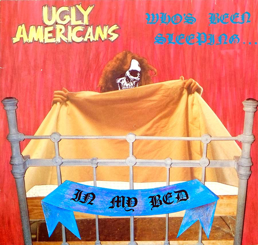 Front Cover Photo Of UGLY AMERICANS - Who's Been Sleeping