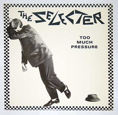 Thumbnail of SELECTER - Too Much Pressure album front cover