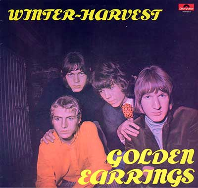 "Thumbnail of GOLDEN EARRINGS - Winter Harvest Nederbeat 12"" Vinyl LP album album front cover"