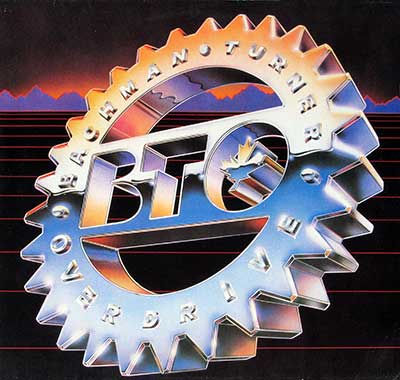 Thumbnail Of  BACHMAN TURNER OVERDRIVE - BTO 1984 album front cover