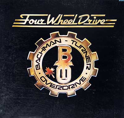 Thumbnail Of  BACHMAN TURNER OVERDRIVE - Four Wheel Drive  album front cover