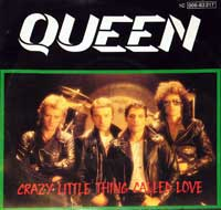Queen - Crazy Little Thing Called Love / We Will Rock You