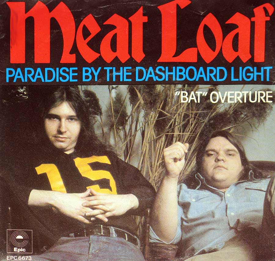 large photo of the album front cover of: MEAT LOAD