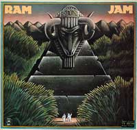 RAM JAM Self-Titled / Black Betty