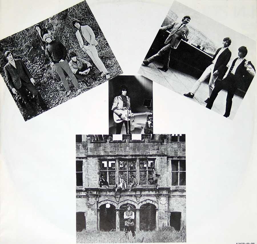 Photo Two of the original custom inner sleeve  ROLLING STONES - Collector's Only