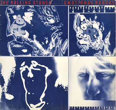 ROLLING STONES - Emotional Rescue thumbnail of the album cover