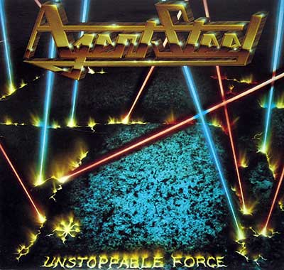 Thumbnail Of  AGENT STEEL - Unstoppable Force (Canada)  album front cover