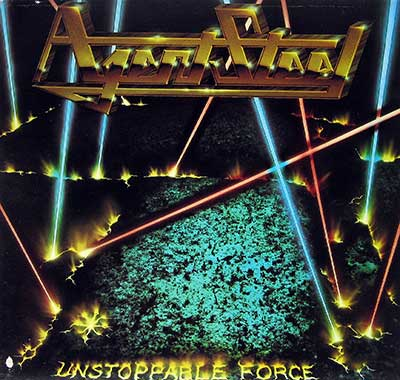Thumbnail Of  AGENT STEEL - Unstoppable Force (USA) album front cover