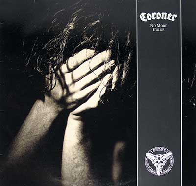Thumbnail Of  CORONER - No More Color  album front cover