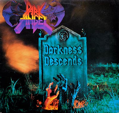 "Darkness Descends 12"" LP"