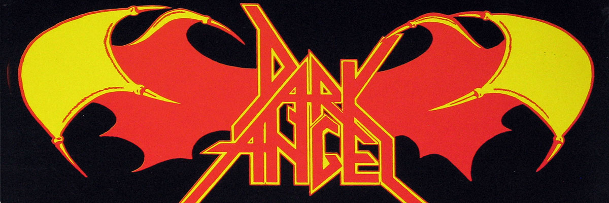 Album Front Cover Photo of DARK ANGEL