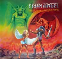 Iron Angel Hellish Crossfire