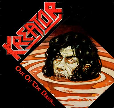 Picture Of KREATOR - Out of the Dark ( Thrash Metal ) album front cover