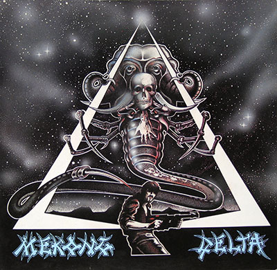 Thumbnail Of  MEKONG DELTA - S/T Self-Titled album front cover